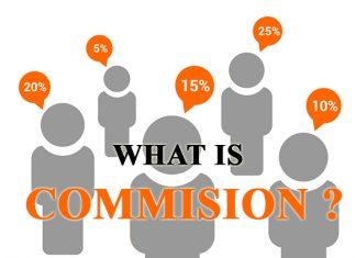 Commision sản phẩm là gì? Có những loại Commision nào?