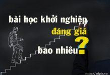 bai hoc ve khoi nghiep blog adpia