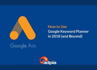 cach su dung google keywords planner mới 2018