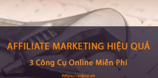 cong cu ho tro hieu qua marketing online